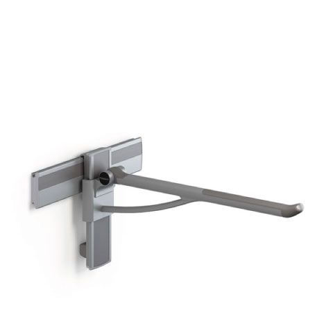 Adjustable supporting rails